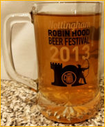 Tankard from 2013 Front
