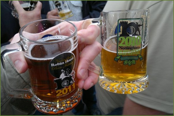 Festival Glasses 2010 and 2011