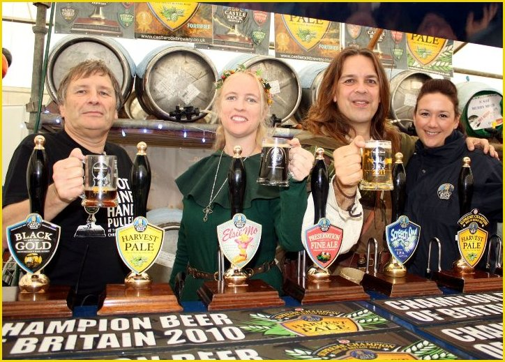 Beer Festival Opening Ceremony 2012